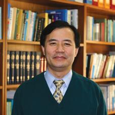 황의서 교수님 사진