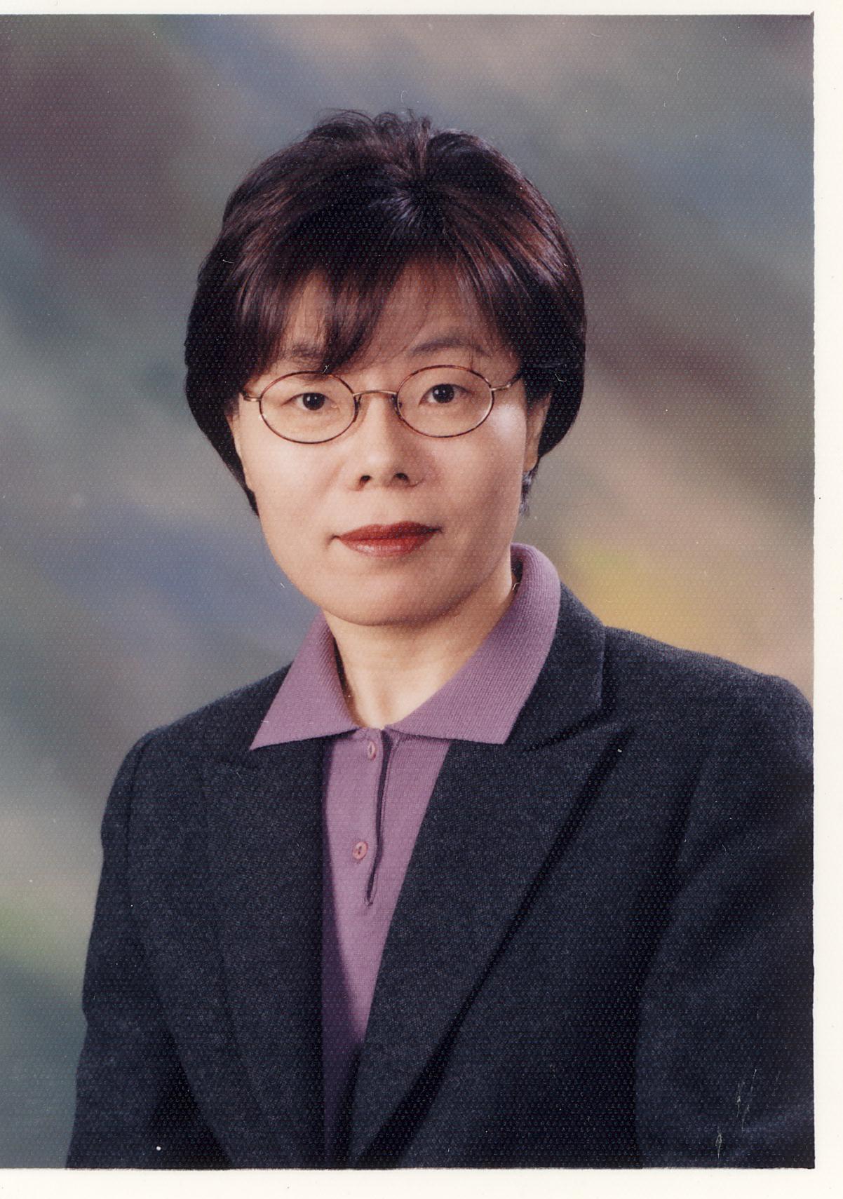 김연옥 교수님 사진