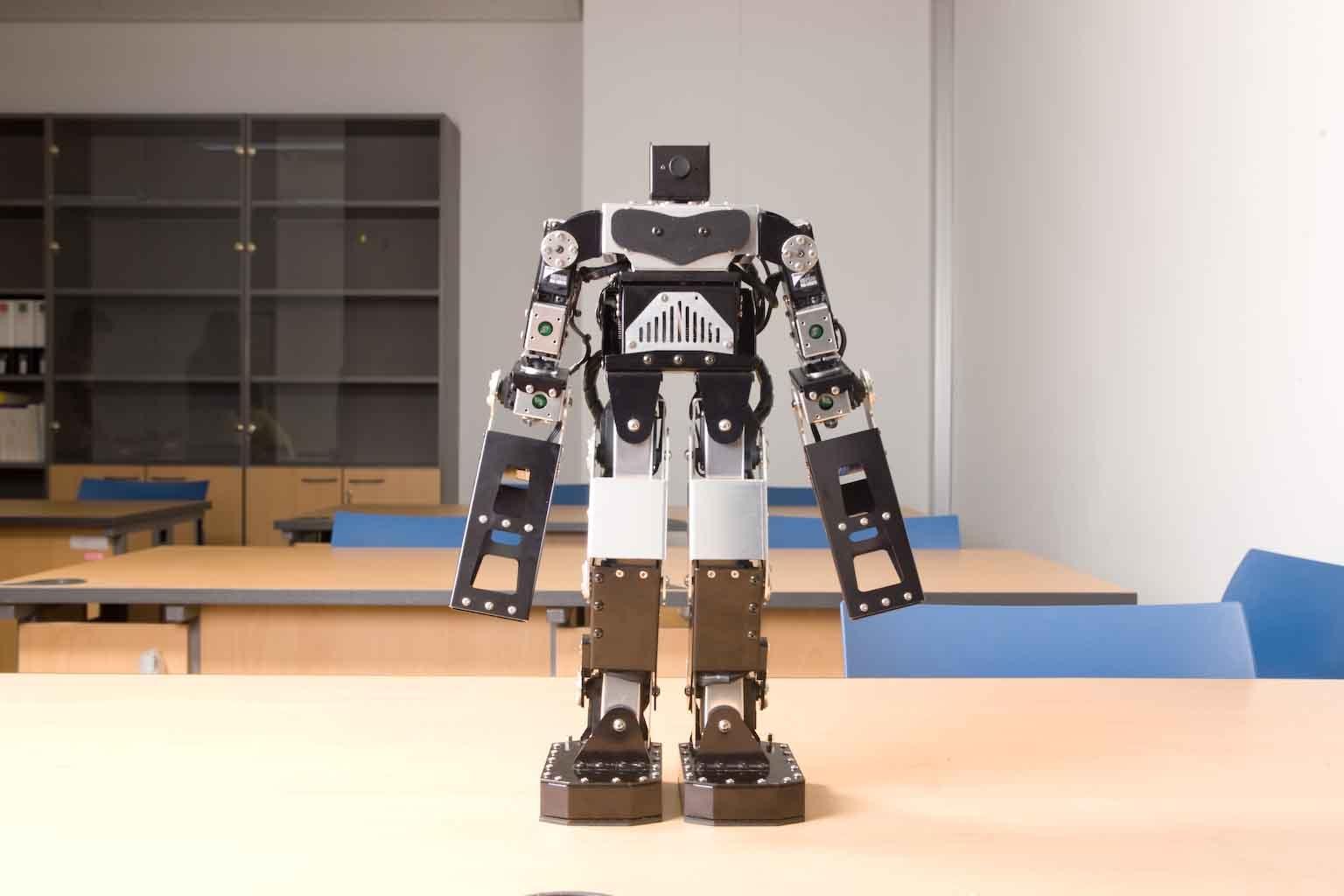 이족보행로봇