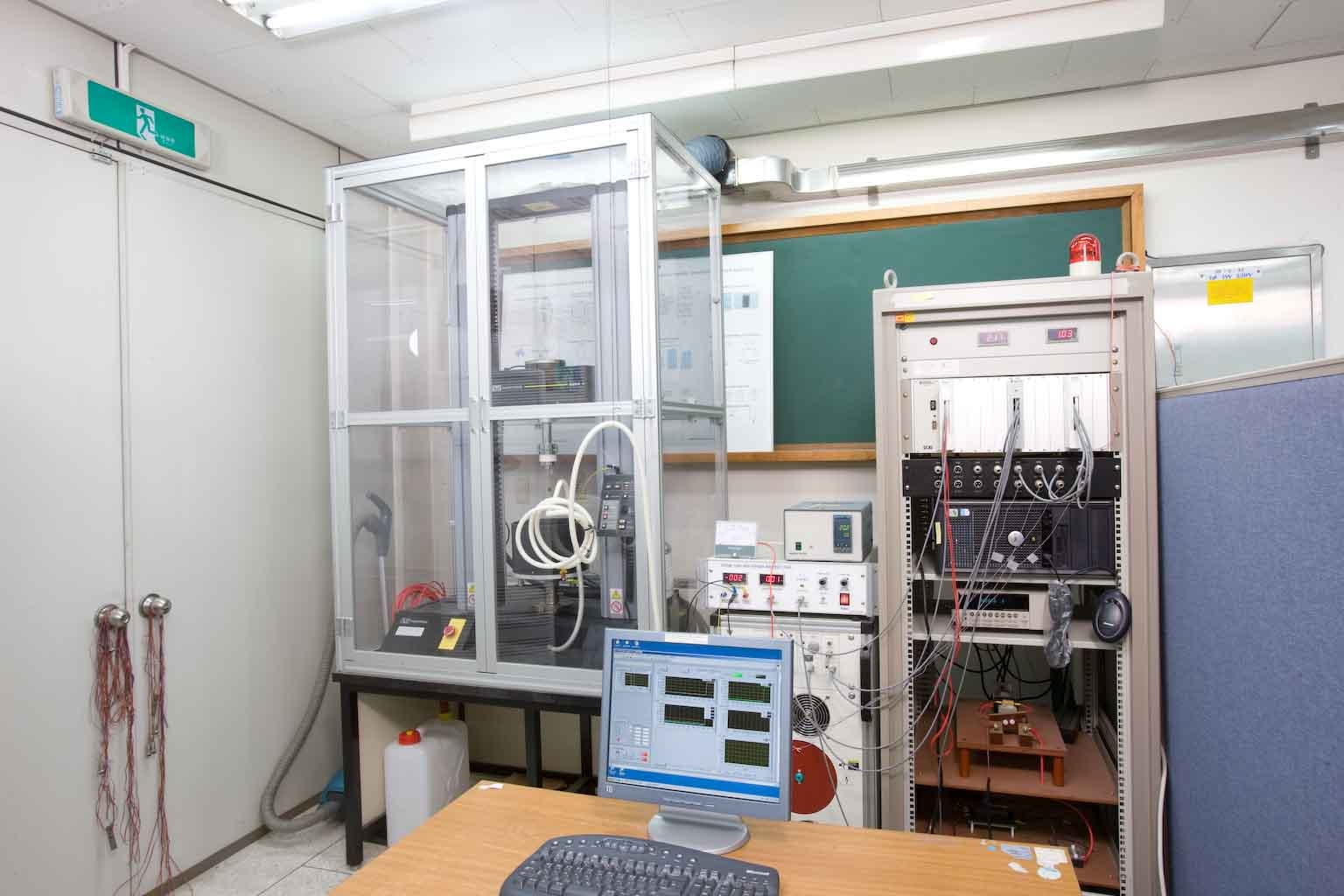 Ferroelectric Materials Testing System