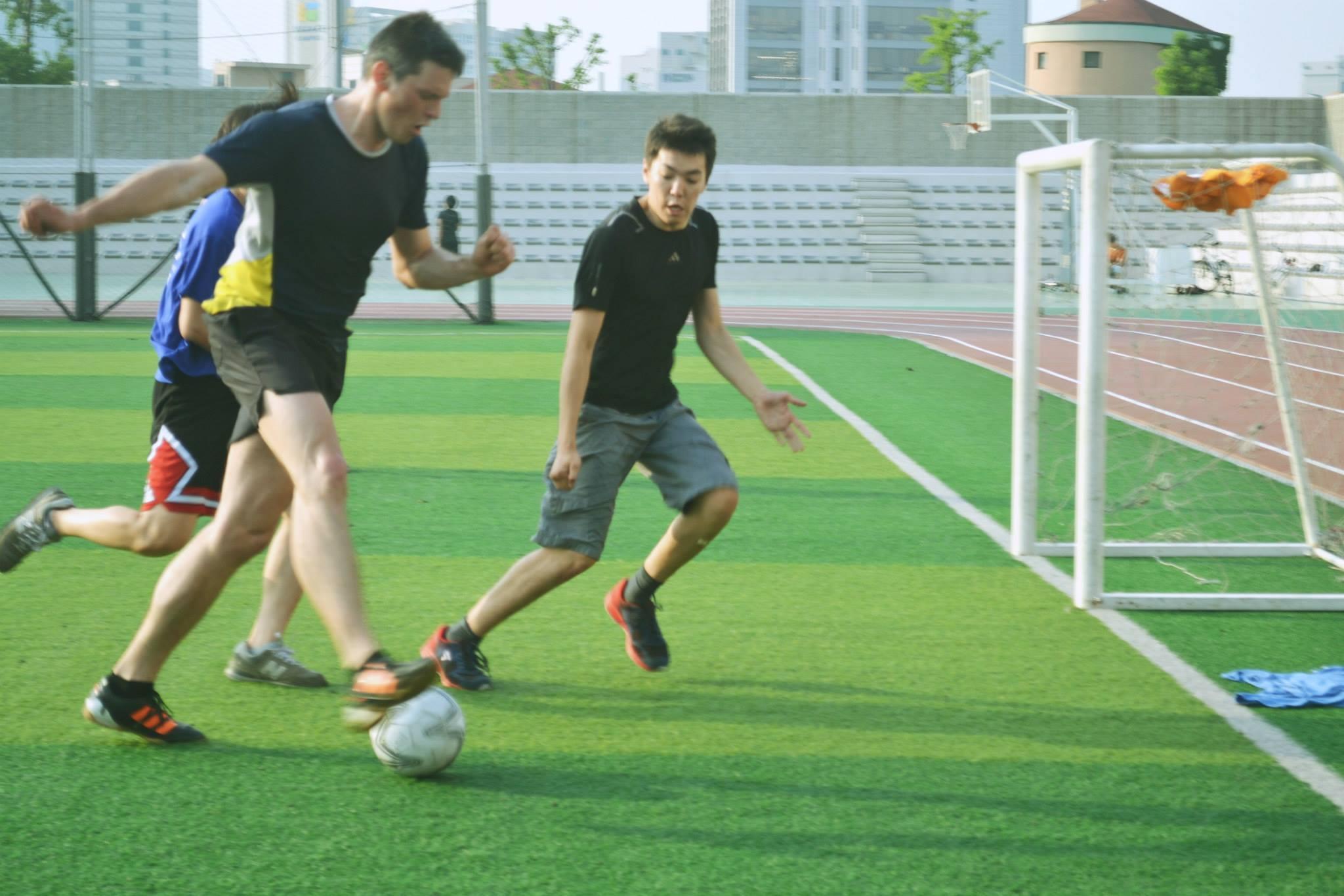 RC프로그램 - 체육활동